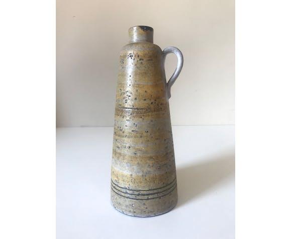 Scandinavian ceramic vase 1960 Norway