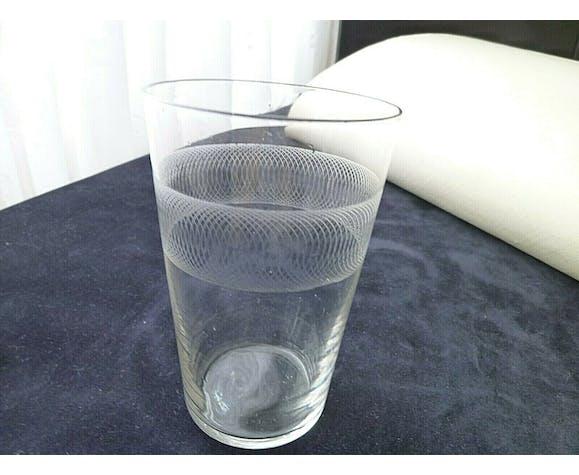 Set de 4 grands verres gobelets