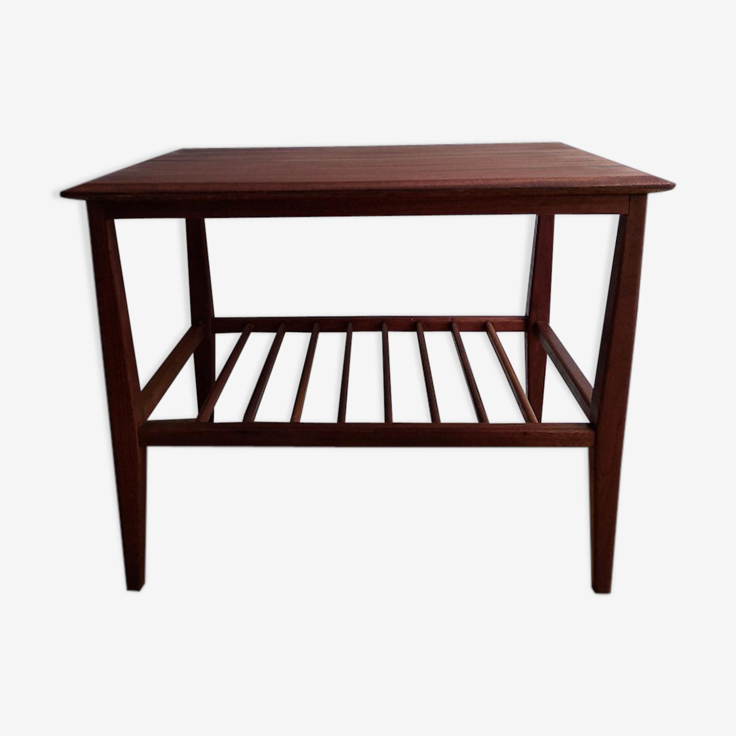 Side - bedside - table - teak - 1960 table
