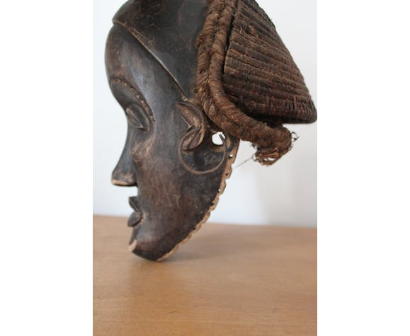 Masque africain Tchokwe