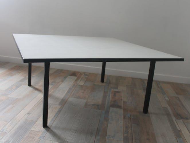 Table basse formica vintage des années 60