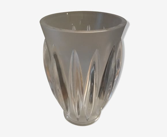 Lalique Vase Glass And Crystal Transparent Classic Yztomlq
