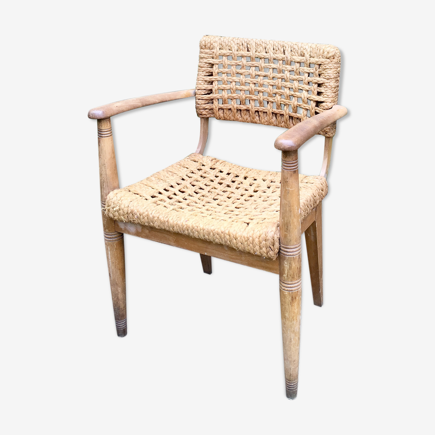 Armchair rope 1950