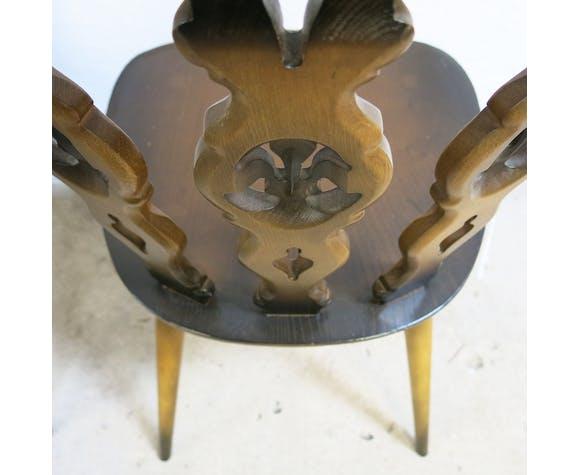 Chaises windsor de Lucian Ercolani pour Ercol, années 1970, ensemble de 6