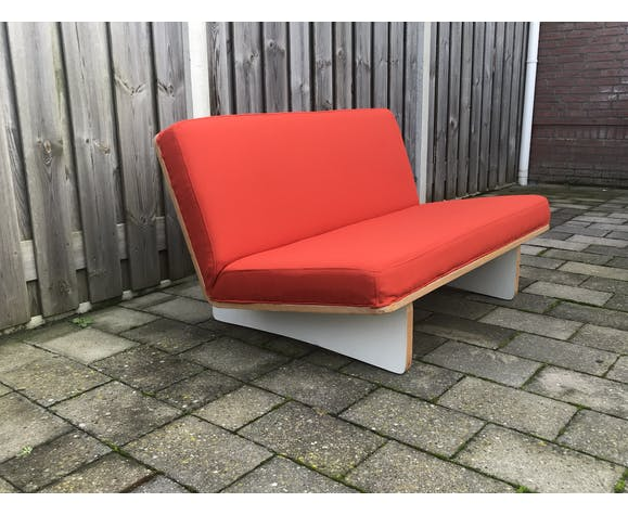 C671 2-seater sofa by Kho Liang Ie for Artifort, 1980s