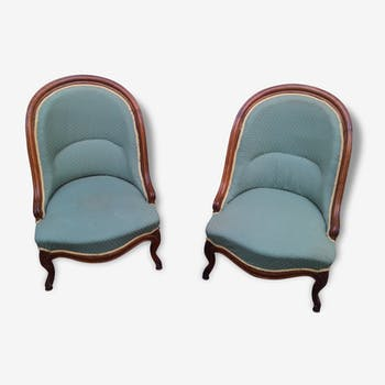Pair of drivers (Toad) time Napoleon III