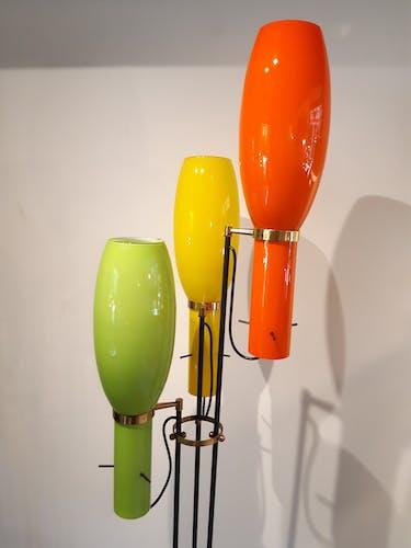 Lampadaires de style italien
