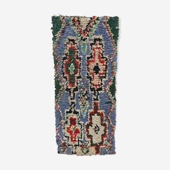 Carpet boucherouite 86x187cm