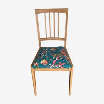Chaise design industrielle scandinave vintage d 39 occasion - Chaise vintage occasion ...