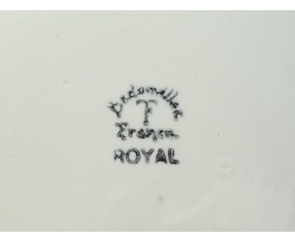 Soupière légumier Badonviller modèle Royal