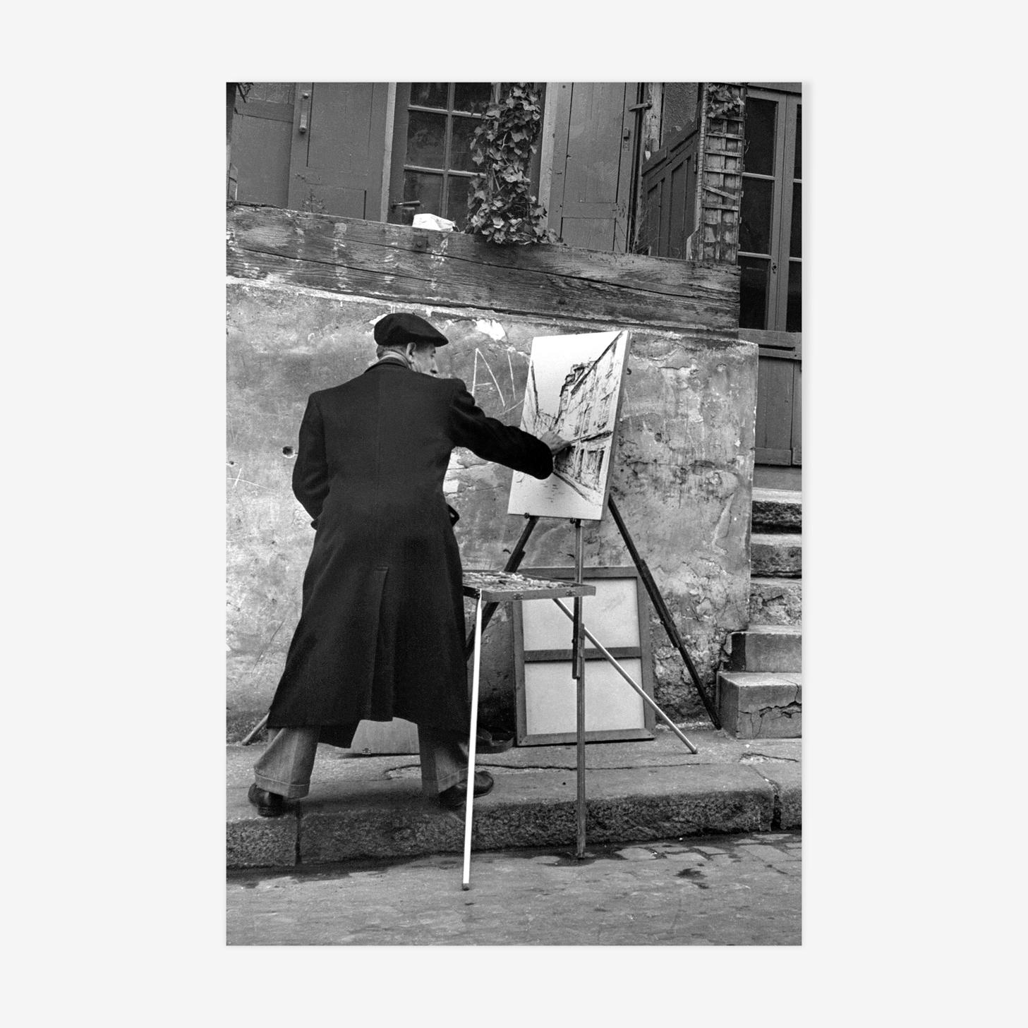 Peintres de Montmartre