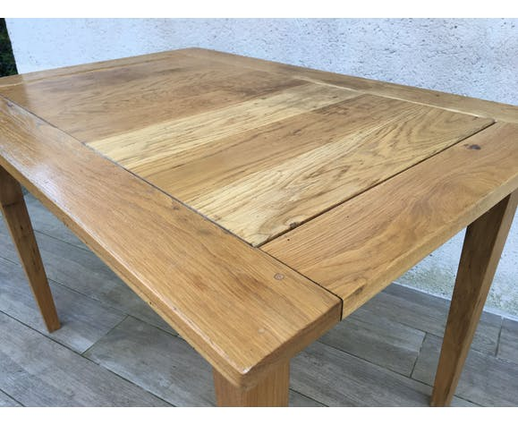 Table in solid wood