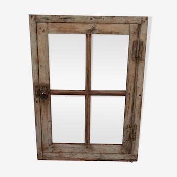 Fenêtre en chêne de ferme