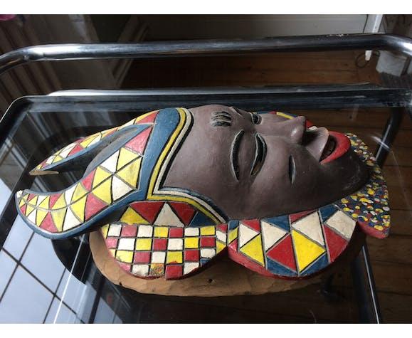 Masque africain Cote d'Ivoire