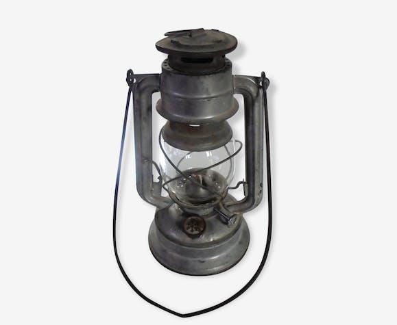 Lampe À De Tempête Ou Pétrole Mineur Métal 49684 Erxdocb Industriel W2EDIY9H