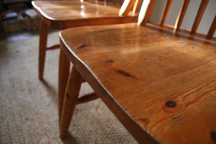 Paires de chaises Windsor