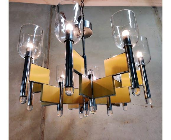 Lustre de chez Sciolari Illuminazione à Milan
