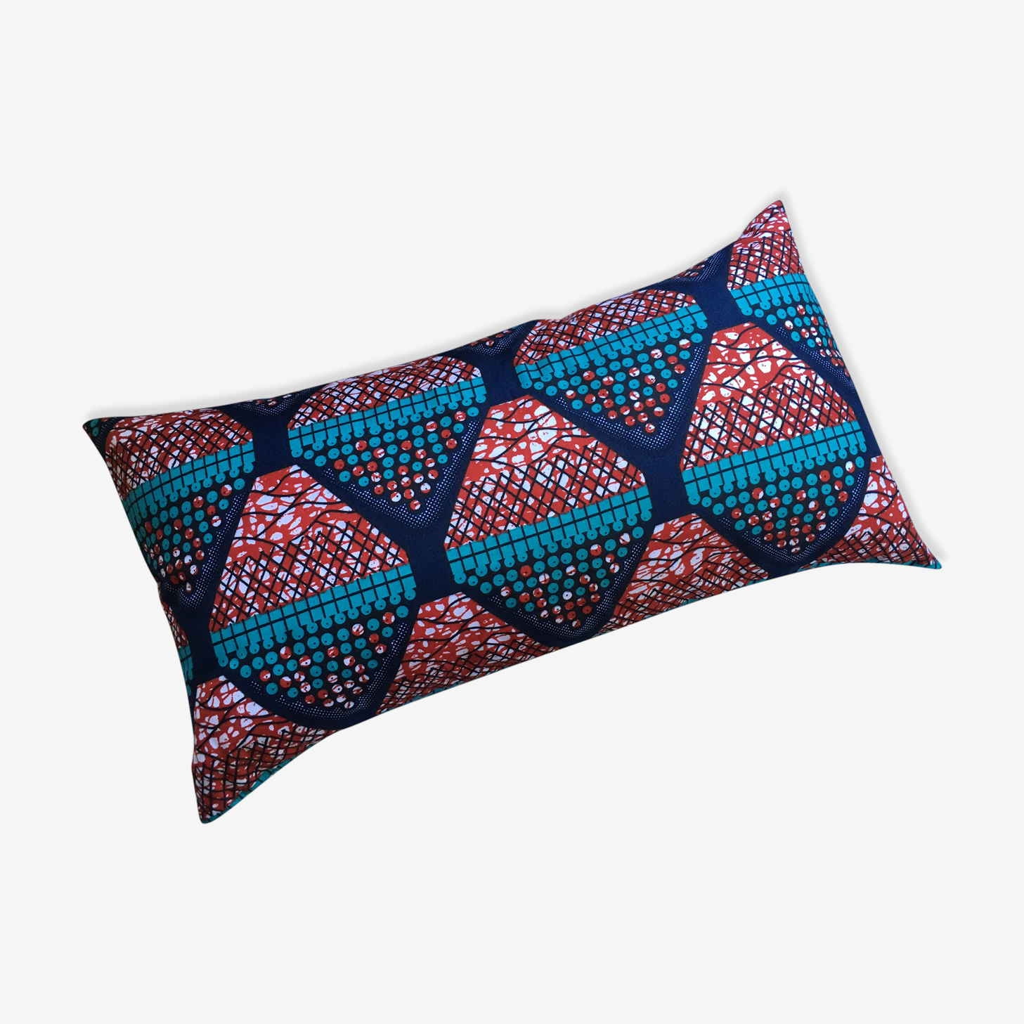 Coussin wax double face