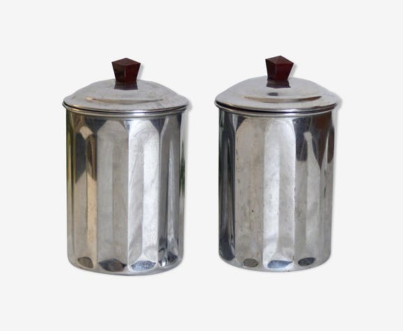 2 grocery jars