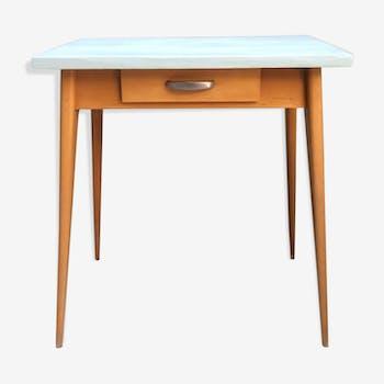 Small wooden desk Stella