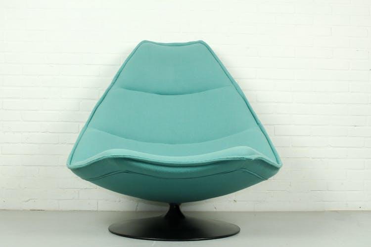 Fauteuil F585 par Geoffrey Harcourt pour Artifort, années 1960