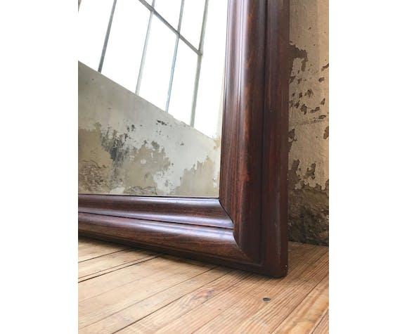 Oak mirror to lay 100x167cm