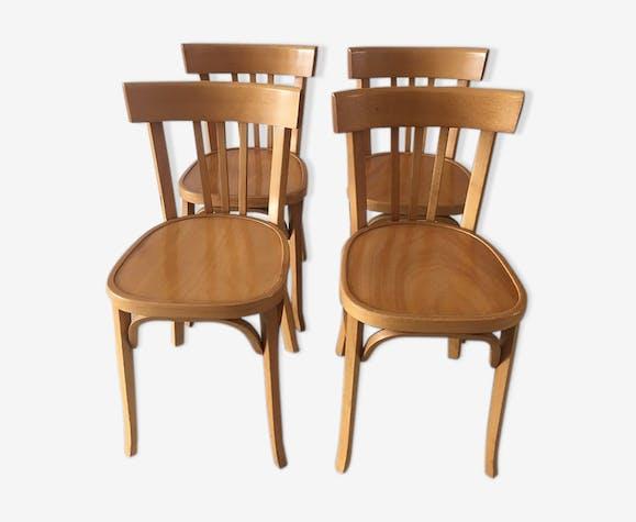 4 chaises Baumann
