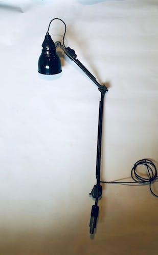 Lampe par Ernst Rademacher fabriquée par Rademacher  1930