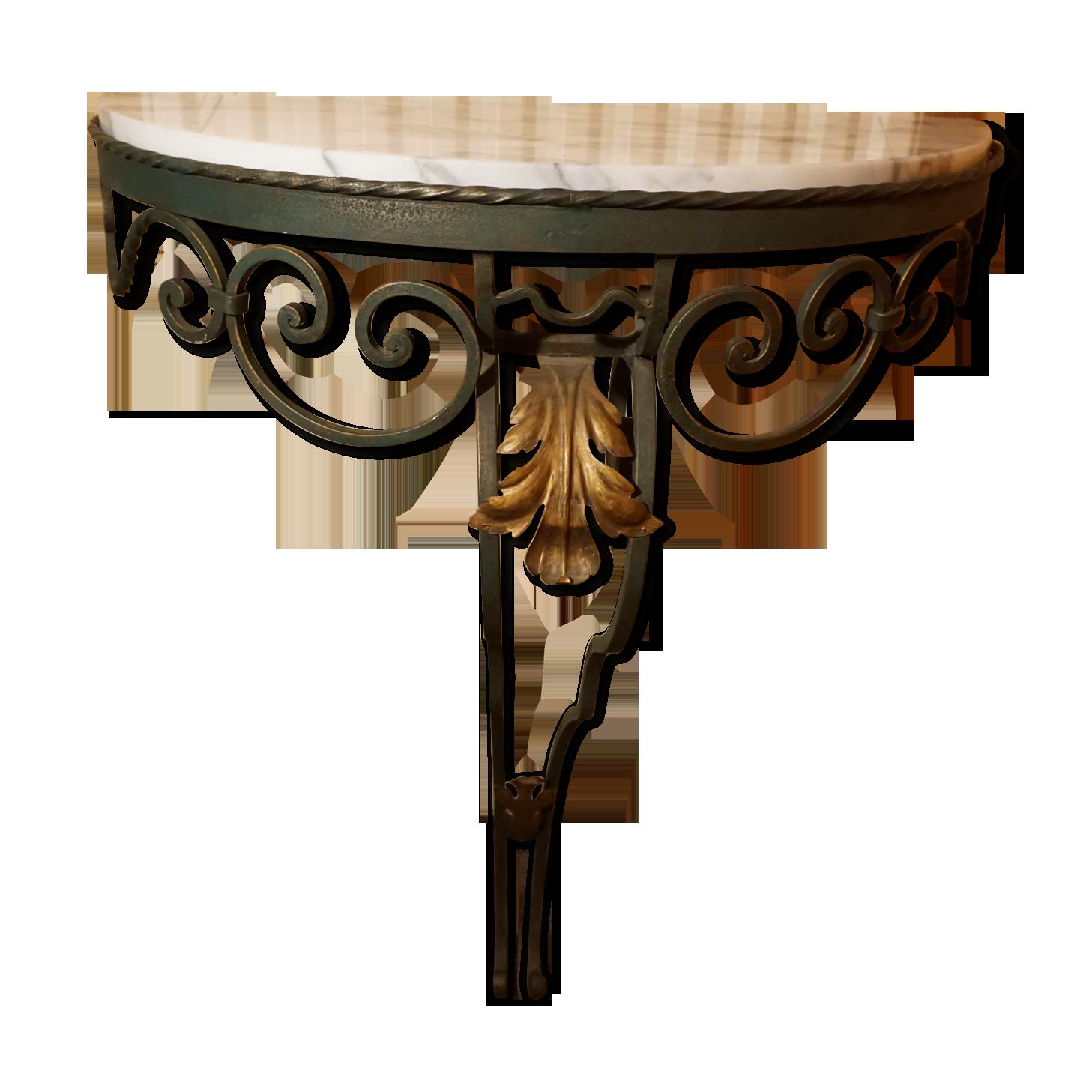Antique ongles d/écoratifs comme antique pour meubles Grelot de fer forg/é /à la main