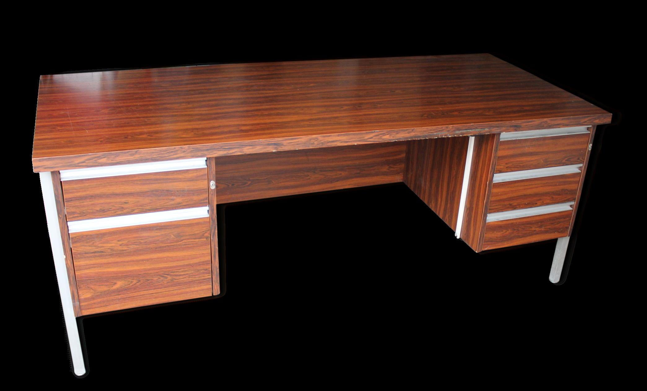 grand bureau bois with grand bureau bois fabulous ralisation duun grand bureau design avec un. Black Bedroom Furniture Sets. Home Design Ideas