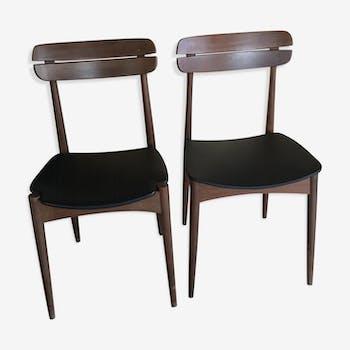Pairs of chairs scandinavian