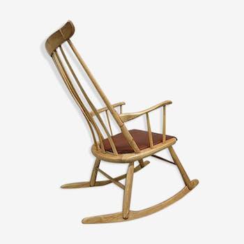 Danish rocking chair
