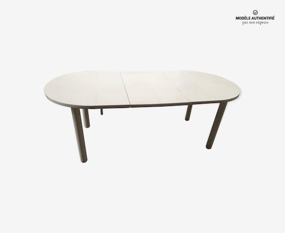 Table de jardin ovale \