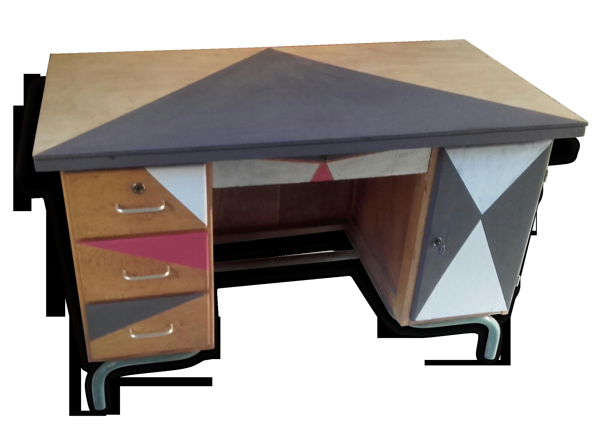 Customiser bureau bois customiser bureau best plateau bois bureau