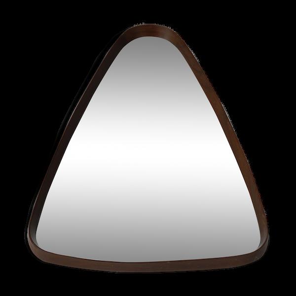 Miroir en teck 60x40cm