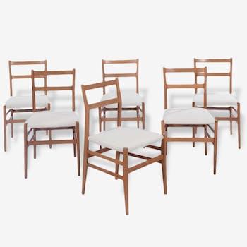 6 chaises