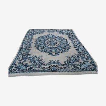 Carpet done hand copy of Aubusson  196x278cm