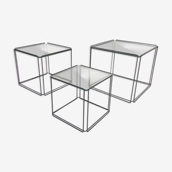 Design tables Max Sauze edited by Isocèle