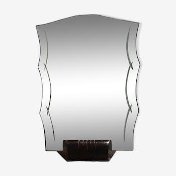 Miroir biseauté 21x31cm