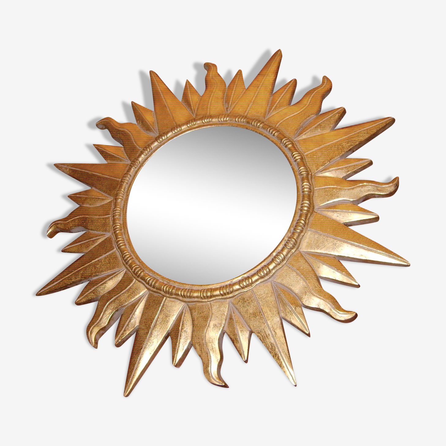 Miroir de sorcière 44x44cm