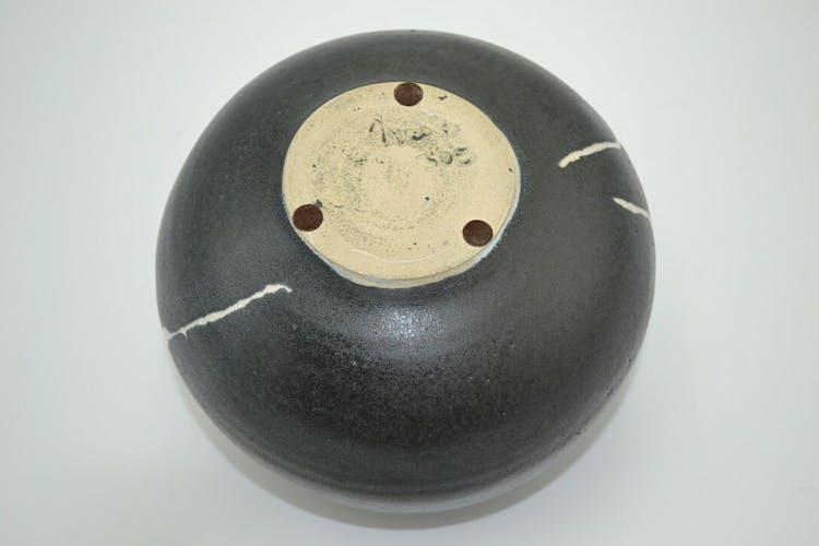 Vase boule de Aage Würtz