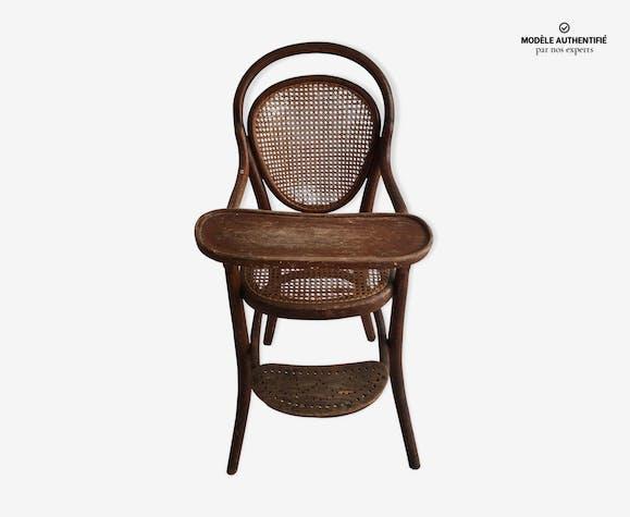 Chaise haute Thonet