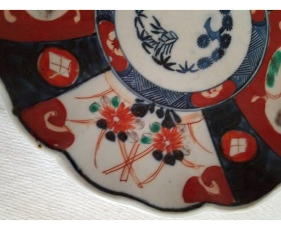 Assiette Imari Japon 19ème