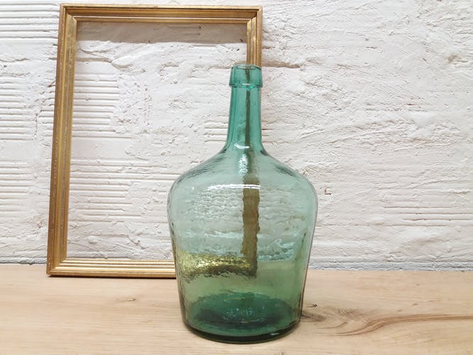 Dame jeanne vert sauge 2 litres