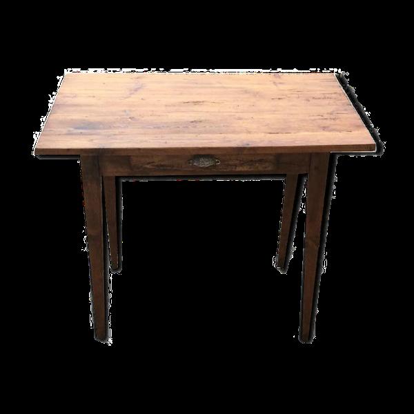 Console en bois