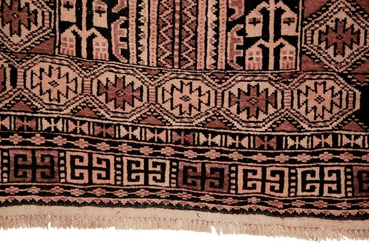 Tapis beloutch Afghanistan 125 x 86 cm