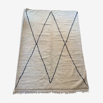Tapis beni ourain -  298 x 210cm