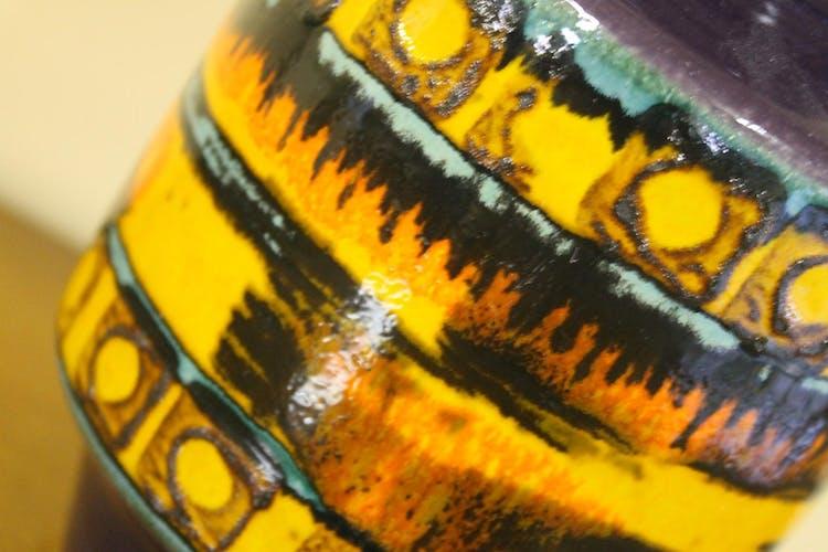 Vase en céramique des années 60