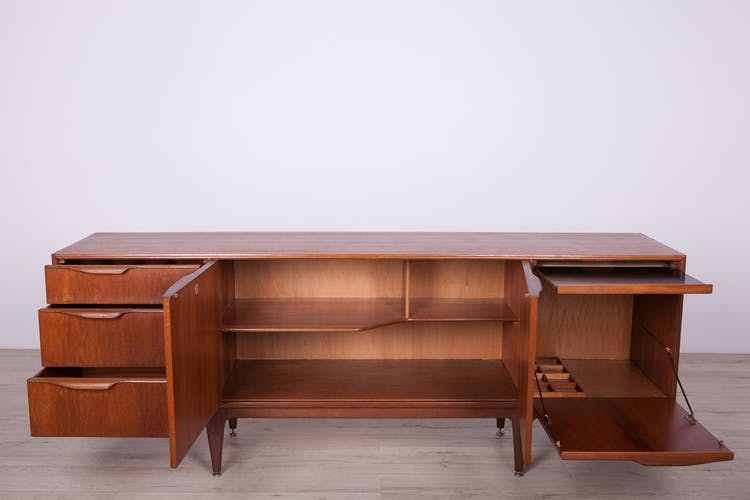 British Sideboard from McIntosh, 1960s