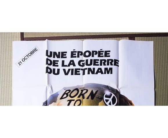 """Affiche française originale de cinéma """"Full Metal Jacket"""" 1987"""